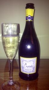 cupcake champagne